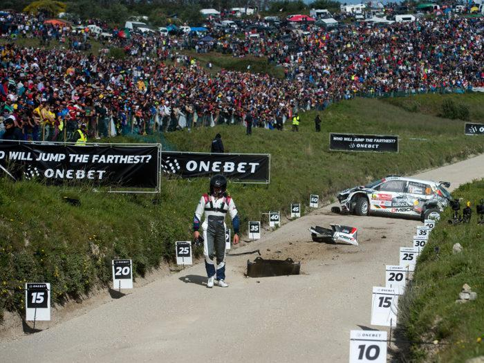 Rally Portugal 2017 Quentin Gilbert Fafe